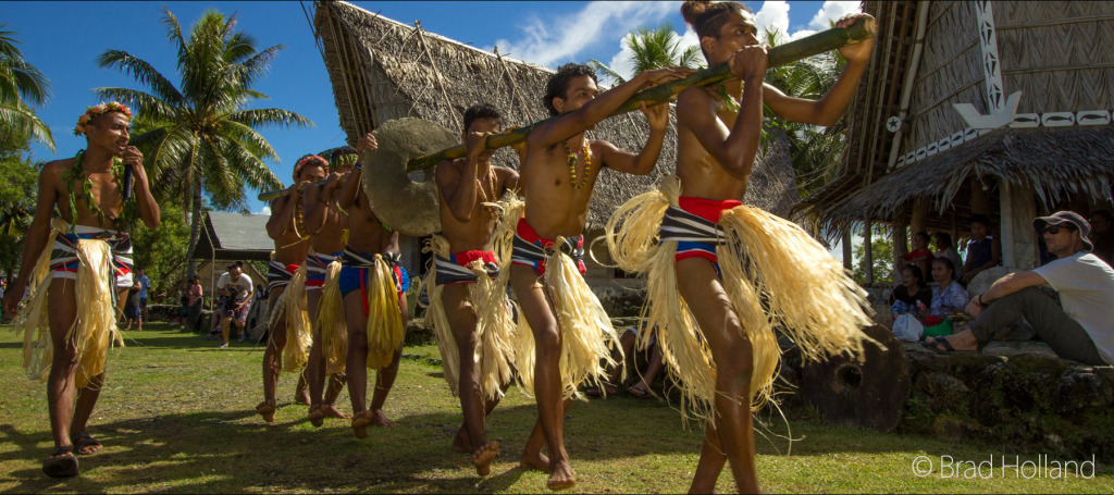 Yapese traditional culture festival