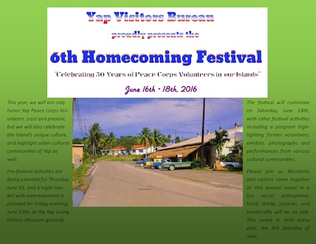 Download 2016 Homecoming Festival Invitation
