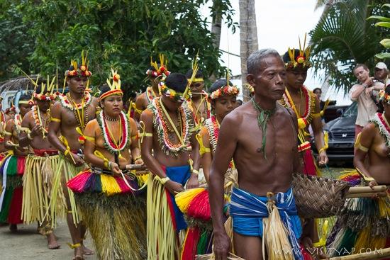 Yap culture Dance Parade