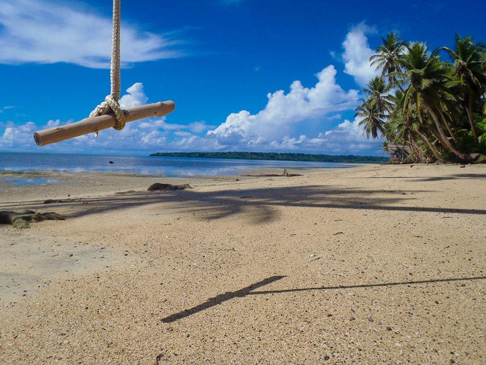 Yap State, FSM, beach