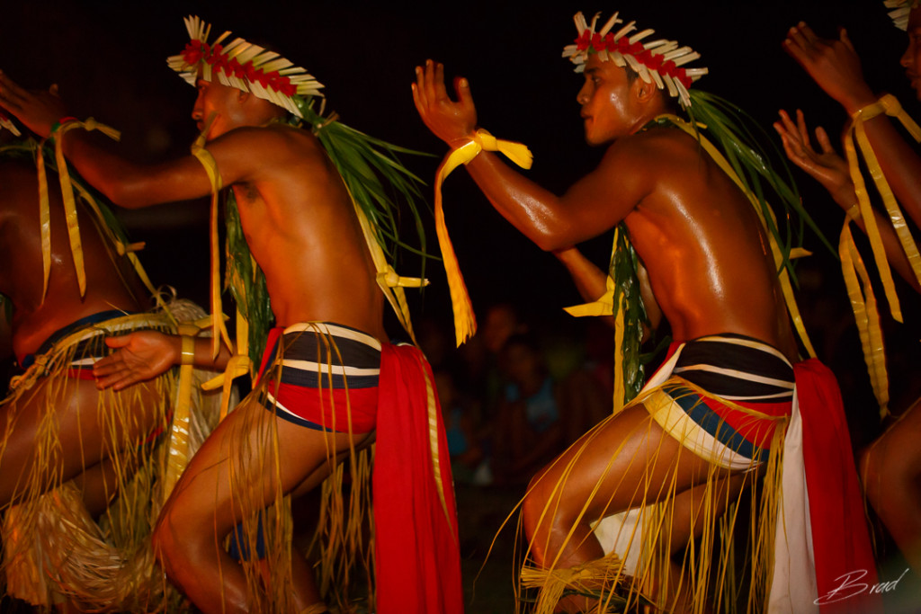 Yap Traditional Mens Dance