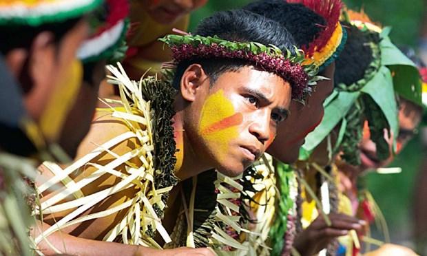 Micronesia Travel