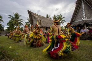 Yap living history museum