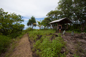 Hiking Yap