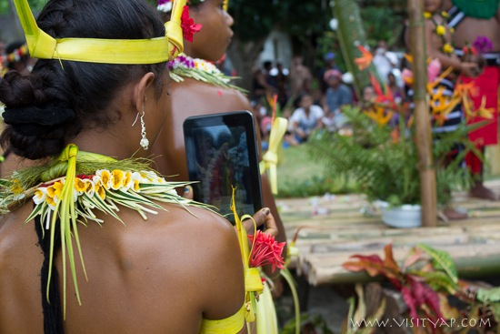 Yap Traditional Dress