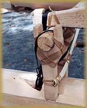 Yap traditional navigation canoe design
